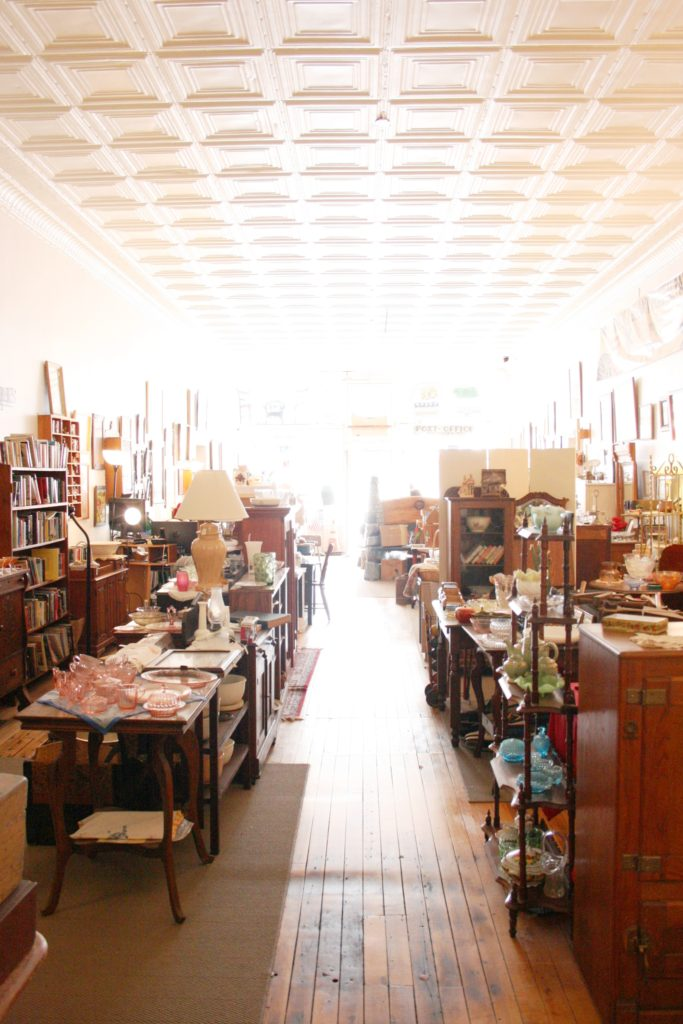 Antique Store Mt. Morris / Wise Apple Vintage Blog