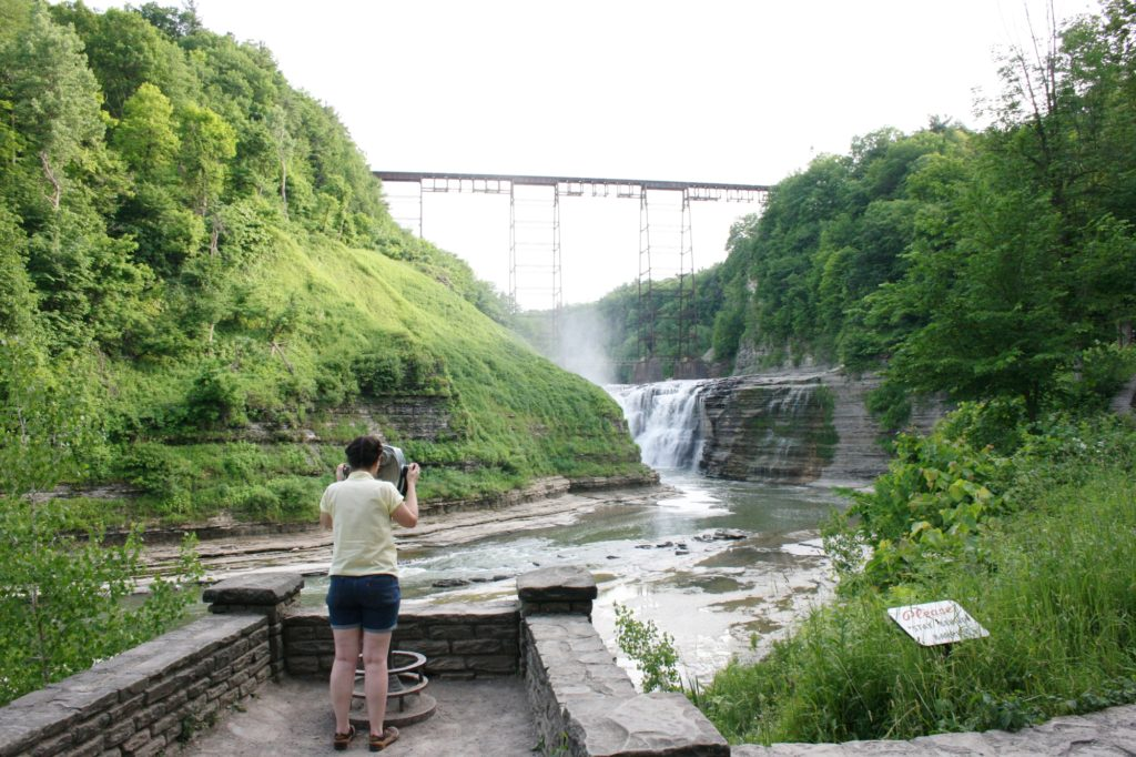 Letchworth State Park / Wise Apple Vintage Blog