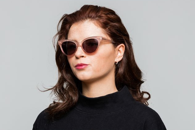 Skunkboy sunglasses from Bon Look